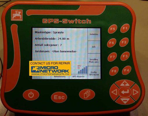 Amazone_GPS_Switch_reparasjon