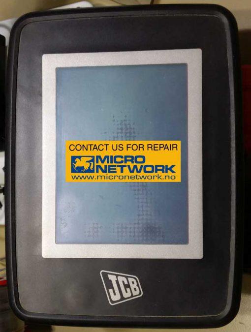 JCB_fast_trac_8250_touch-skjerm_reparasjon
