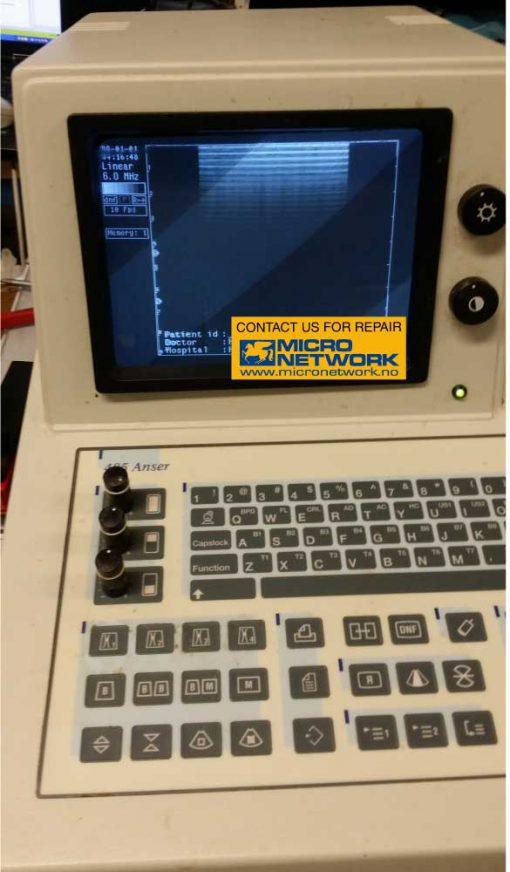 Pie_Medical_485_Anser_Ultrasound_Scanner_reparasjon