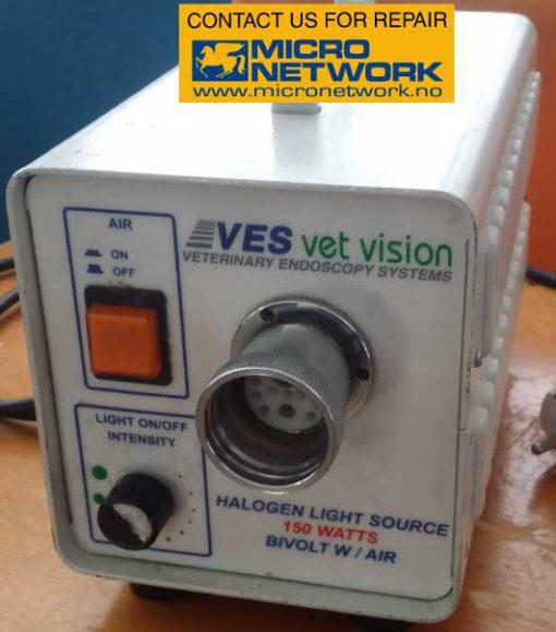 VES_vet_vision_veterinary_endoscopy_reparasjon