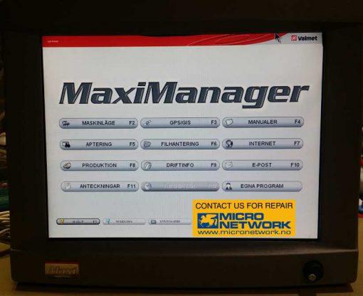 Valmet_901_911_maximanager_reparasjon